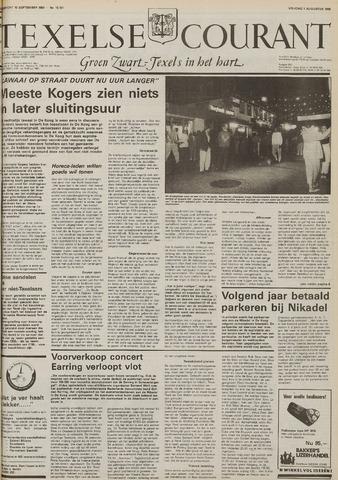 Texelsche Courant 1986-08-01