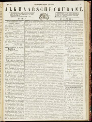 Alkmaarsche Courant 1877-10-28