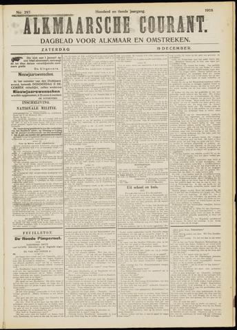 Alkmaarsche Courant 1908-12-19
