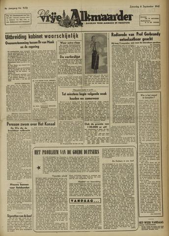 De Vrije Alkmaarder 1947-09-06