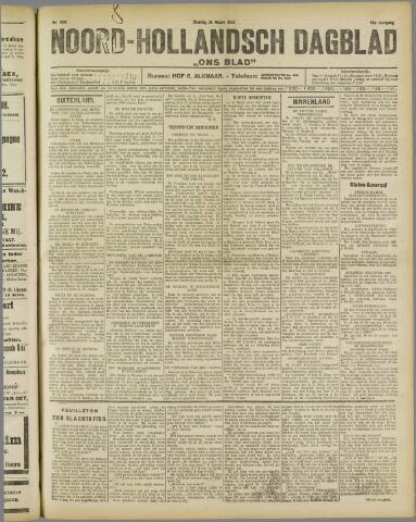 Ons Blad : katholiek nieuwsblad voor N-H 1922-03-21