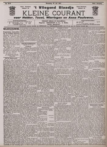 Vliegend blaadje : nieuws- en advertentiebode voor Den Helder 1902-07-30