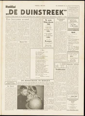 De Duinstreek 1959-05-01