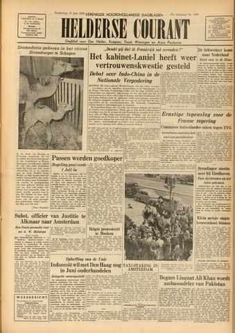 Heldersche Courant 1954-06-10