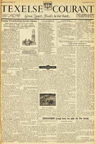 Texelsche Courant 1950-10-28
