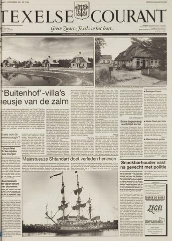 Texelsche Courant 2000-08-29