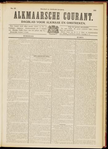 Alkmaarsche Courant 1911-05-23