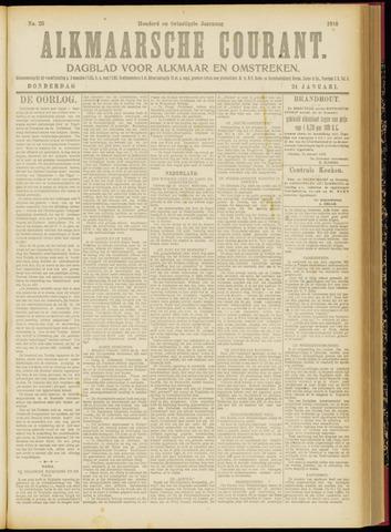 Alkmaarsche Courant 1918-01-24