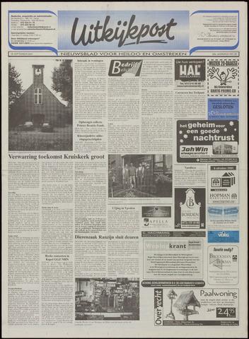 Uitkijkpost : nieuwsblad voor Heiloo e.o. 2001-09-26