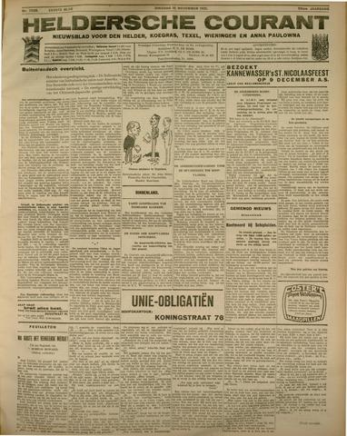 Heldersche Courant 1931-11-10