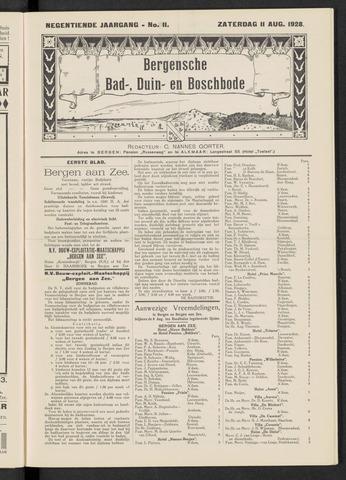Bergensche bad-, duin- en boschbode 1928-08-11
