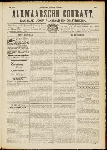 Alkmaarsche Courant 1910-12-29