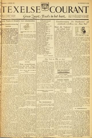 Texelsche Courant 1950-01-11