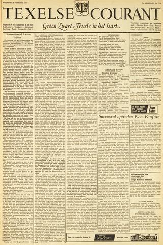 Texelsche Courant 1957-02-06