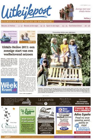 Uitkijkpost : nieuwsblad voor Heiloo e.o. 2011-09-07