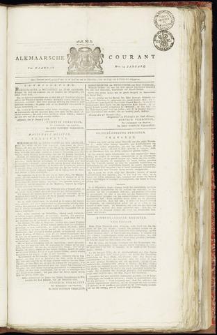 Alkmaarsche Courant 1828-01-14