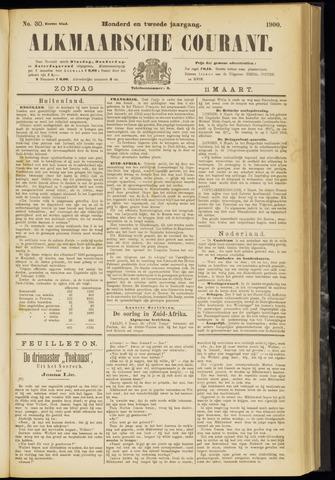 Alkmaarsche Courant 1900-03-11