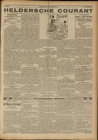 Heldersche Courant 1921-10-20