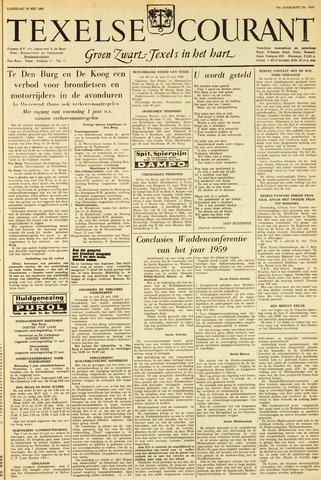 Texelsche Courant 1960-05-28