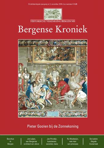 Bergense kroniek 2016-11-01