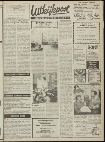 Uitkijkpost : nieuwsblad voor Heiloo e.o. 1984-11-28