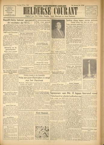 Heldersche Courant 1949-11-19