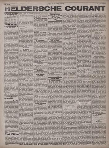 Heldersche Courant 1916-01-29
