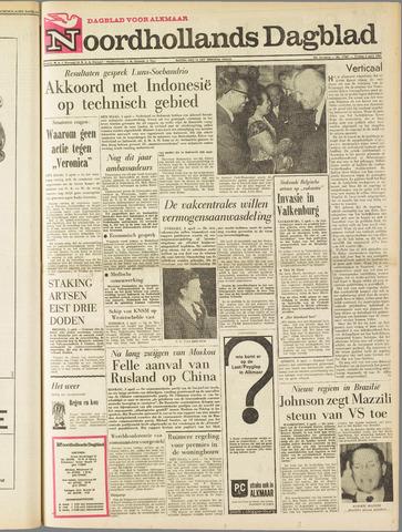 Noordhollands Dagblad : dagblad voor Alkmaar en omgeving 1964-04-03