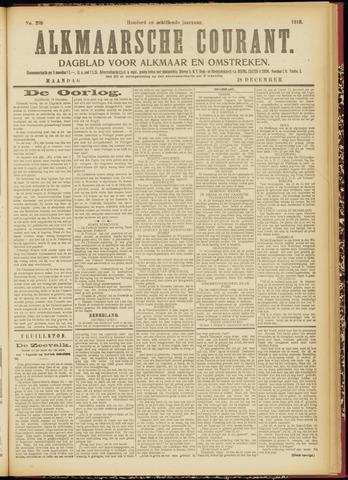 Alkmaarsche Courant 1916-12-18