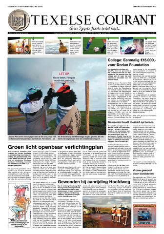 Texelsche Courant 2012-11-27