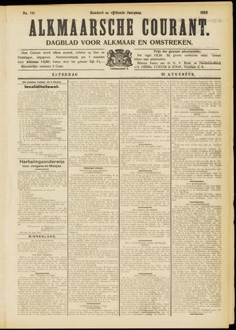 Alkmaarsche Courant 1913-08-23