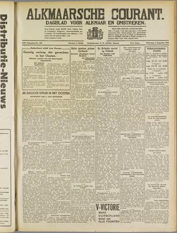 Alkmaarsche Courant 1941-08-02