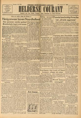 Heldersche Courant 1950-07-04