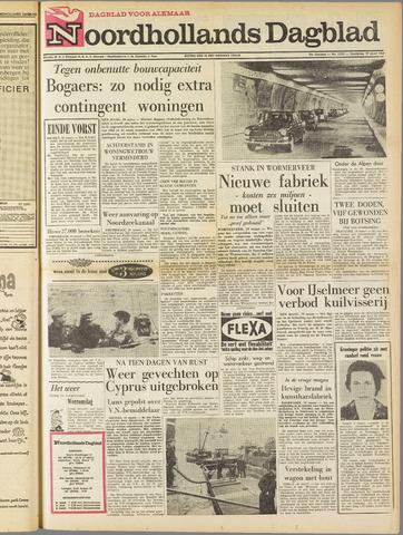 Noordhollands Dagblad : dagblad voor Alkmaar en omgeving 1964-03-19