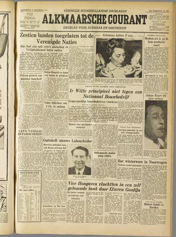 Alkmaarsche Courant 1955-12-15