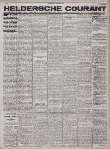 Heldersche Courant 1919-10-07