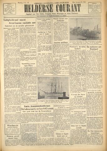 Heldersche Courant 1947-11-03