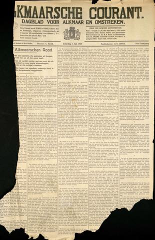 Alkmaarsche Courant 1939-07-01
