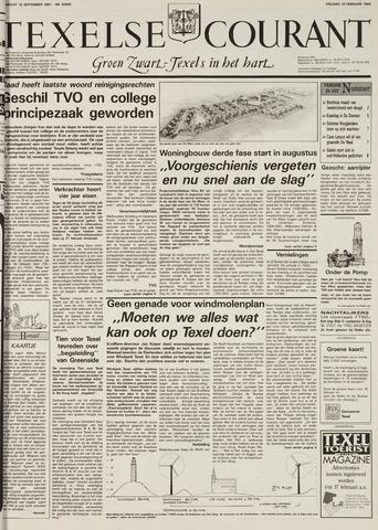 Texelsche Courant 1995-02-10