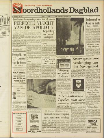 Noordhollands Dagblad : dagblad voor Alkmaar en omgeving 1968-10-12