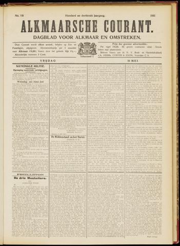 Alkmaarsche Courant 1911-05-19