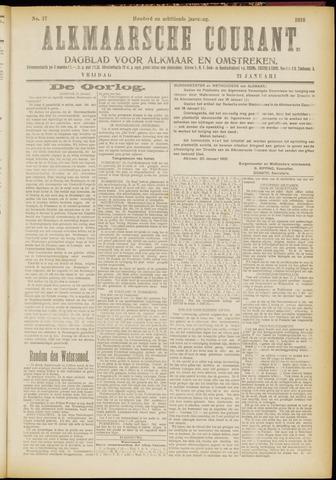 Alkmaarsche Courant 1916-01-21