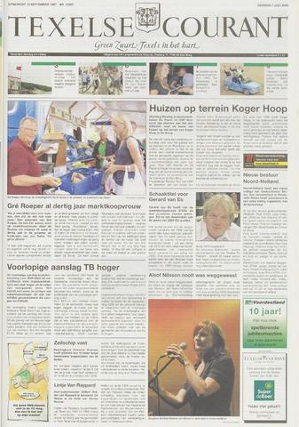 Texelsche Courant 2009-07-07