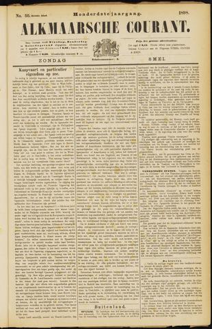 Alkmaarsche Courant 1898-05-08