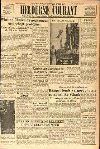 Heldersche Courant 1953-07-03