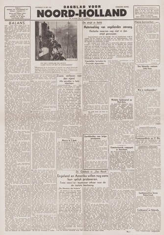 Dagblad Noord-Holland, Schager editie 1944-05-20