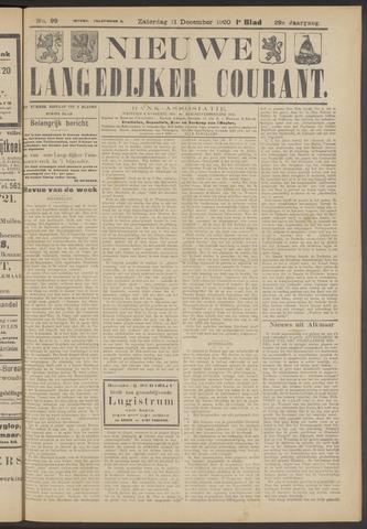 Nieuwe Langedijker Courant 1920-12-11