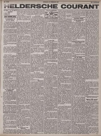 Heldersche Courant 1917-02-27