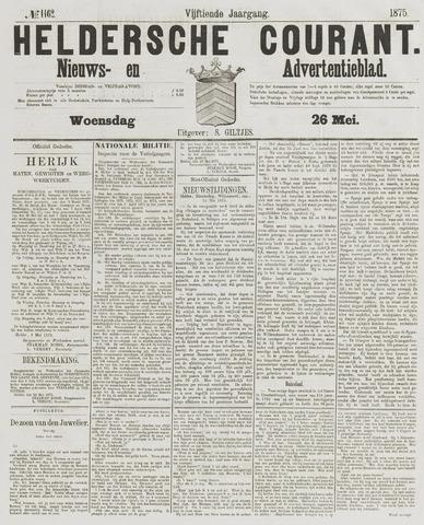 Heldersche Courant 1875-05-26