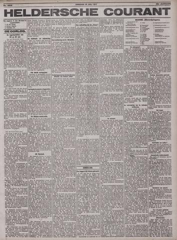 Heldersche Courant 1917-07-31
